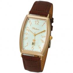 Мужские золотые часы «Балтика»