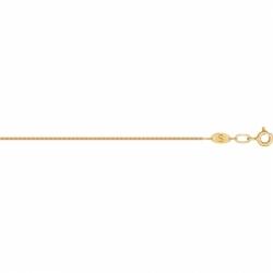 Золотая цепочка Sokolov плетение «Колос»