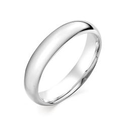 Золотое обручальное кольцо без камней