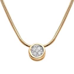 Золотое колье (Бриллиант)