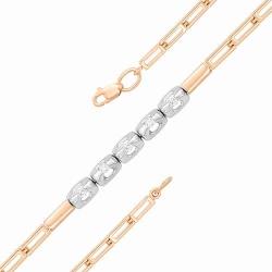 Золотой браслет (Бриллиант)