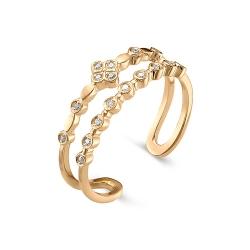 Золотое кольцо (Бриллиант)