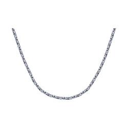 Шнур из серебра диаметр 60 мм, Венецианское