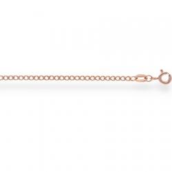 Золотая цепочка Гурмета рада пустотелая с алмазной гранью