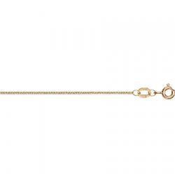 золотая цепь Гурмета допиа с алмазной гранью