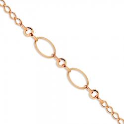 Золотой браслет без камней