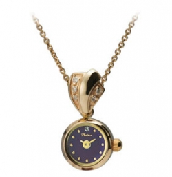 Золотые часы-кулон «Софи»