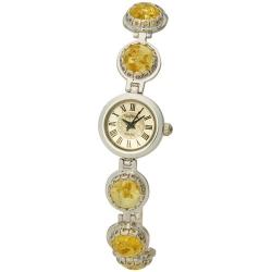 Женские серебряные часы «Весна»