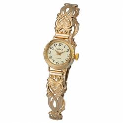 Женские золотые часы «Злата»