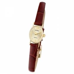Женские золотые часы «Нежность»