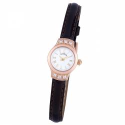 Женские золотые часы «Чайка»