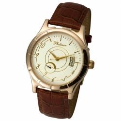 Мужские золотые часы «Пушкин»