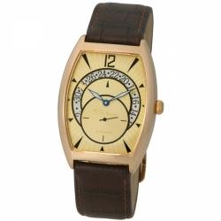 Мужские золотые часы «Океан-2»