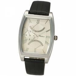 Мужские серебряные часы «Дипломат»
