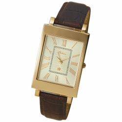 Мужские золотые часы «Кредо-2»