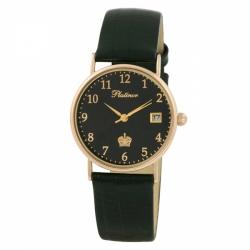 Мужские золотые часы «Горизонт»