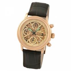 Мужские золотые часы «Консул»