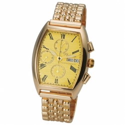 Мужские золотые часы «Маршал»