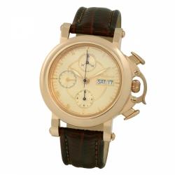 Мужские золотые часы «Буран»
