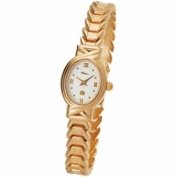 Женские золотые часы «Ассоль»