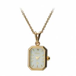 Золотые часы-кулон «Дебора»