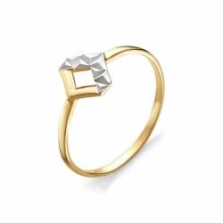 Детское золотое кольцо без камней