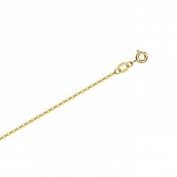 Цепочка из золота Ролло батута