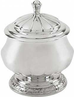 Столовое серебро/Серебряные икорницы